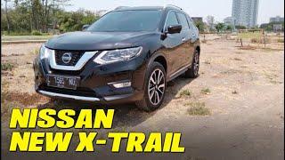 Test Drive Nissan New X-Trail, Sensasi Berkendara SUV dengan Fitur Canggih dan Modern