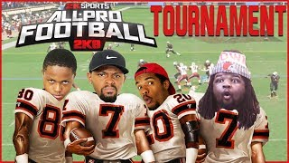 Playing The Last 2K Sports Football Game! Better Than Madden?