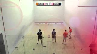 SQUASH (Hardball Doubles) : SDA 2013 Briggs Cup - QF ROUNDUP