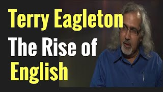 Terry Eagleton: The Rise of English (Class Session) Q and A| Literary Theory| Literary Studies