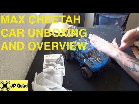 Max Cheetah Unboxing Video