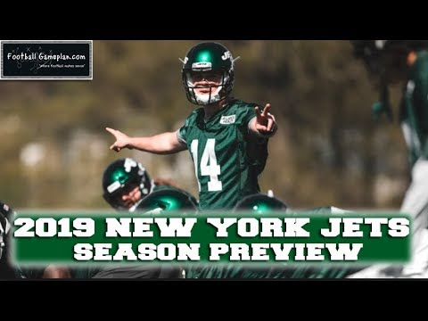Football Gameplan's 2019 NFL Team Preview: New York Jets