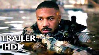 SIN REMORDIMIENTO Tráiler oficial (2021) Michael B. Jordan, Película de acción HD