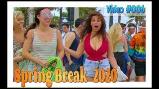 When is spring break time 2020