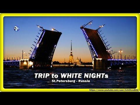 🔴 TRIP to WHITE NIGHTs • SAINT PETERSBURG | RUSSIA • Санкт Петербург | Россия • TRAVEL