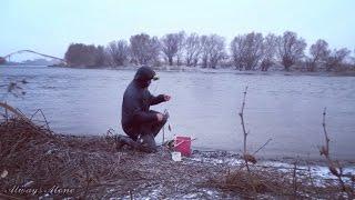 Ловля щуки зимой на донки
