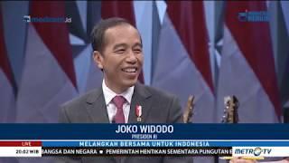 Ini Pesan Nenek yang Cegat Jokowi di Lamongan