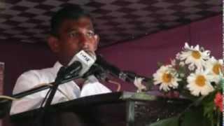 Ashoka Menikgoda Speech for Sinhala Buddhist Children (1 of 5)