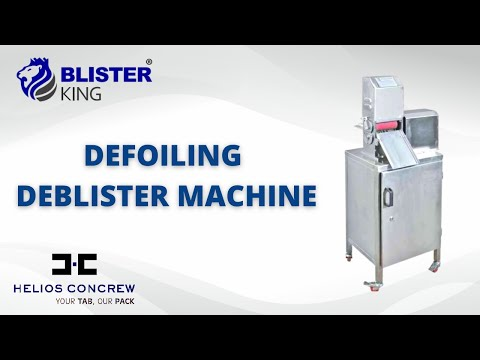 De Blister Machine