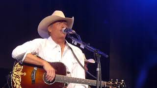 ALAN JACKSON -  HERE IN THE  REAL WORLD  5.12.18