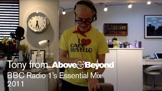 Above & Beyond - Live @ Home x BBC Radio 1 Essential Mix 2011: Recreated by Tony McGuinness