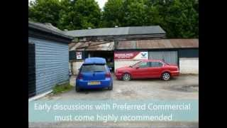 preview picture of video '3268 - Car Garage Business For Sale in Frodham Cheshire'