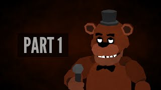 Top 10 Facts - Five Nights at Freddy's [Part 1]