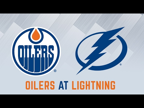 LIVE | Oilers Post-Game Interviews at Tampa Bay