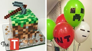 10 EPIC Kids Birthday Party Ideas (Minecraft, The Incredibles, Harry Potter)