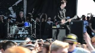 Anti-Flag - Death of a Nation [Warped Tour 2012]