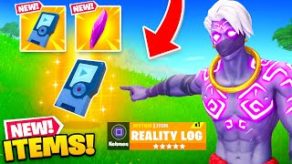 *NEW* MYTHIC items FOUND in Fortnite! (Secret Quest COMPLETE)