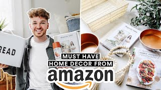 THE BEST AMAZON HOME DECOR + DIY HACKS (Affordable + Aesthetic)