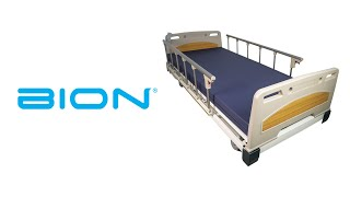 How to use a homecare hospital bed