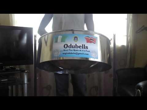 Ogun State Anthem with Lead Pan.