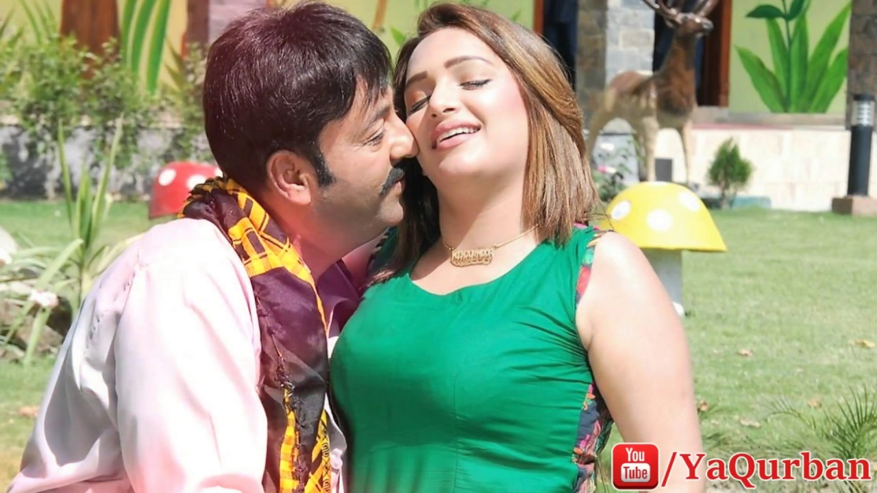 Pashto New Songs 2017 Bakhtiar Khattak & Sheena Gul - Da Spini Spoogmy Khori