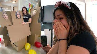 Quarantine Birthday Surprise! *EMOTIONAL