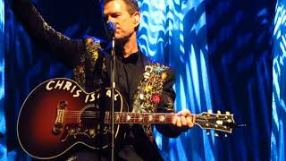 "Chris Isaak: ""I WORKED IT OUT WRONG"" @Poppodium 013 in Tilburg (NL), 3 november 2017."