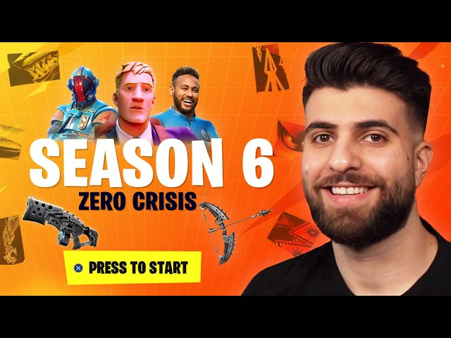Fortnite Season 6 Time When Does The Fortnite Season 6 Live Event Start Timings Teasers Leaks And Everything So Far