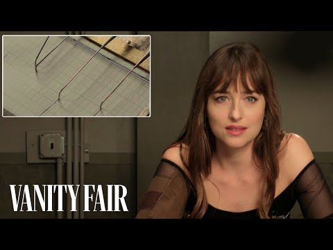 Dakota Johnson Takes a Lie Detector Test | Vanity Fair