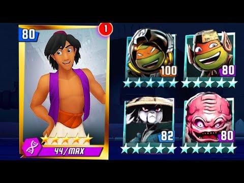 Ninja Turtles Legends PVP HD Episode - 539 #TMNT