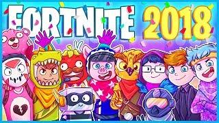 WILDCAT's BEST OF 2018! (Fortnite Funniest Moments & Best Traps)