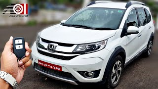 New Honda BR-V 7 Seater Cross MPV | Price | Mileage | Features | Interior | Specs