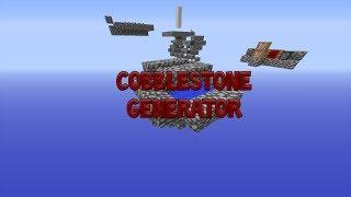 Cobble Stone Generator [1.7.4] (Unique)!