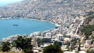 Saranda - Sarandë - Albania - Shqipëria - Morze Jońskie - Lekursi Castle
