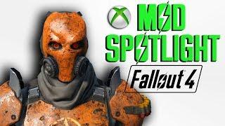 Fallout 4 - Mod Showcase - The Mercenary Pack