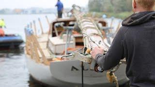 ALERT  Van Sloopboot Tot Droomjacht   Afl 5