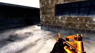 TSFeDs_Killer  Huan M4A1 Movie By AizXL