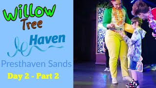 We Got On The Stage! HAVEN HOLIDAYS PRESTHAVEN SANDS DAY 2, PART 2 - 2019