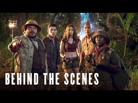 Jumanji: Welcome to the Jungle Behind the Scenes 'Bethany'