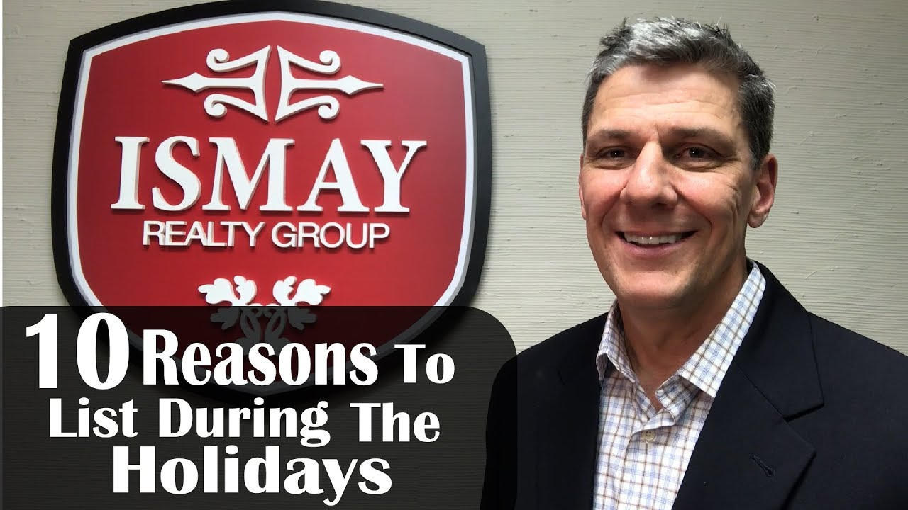 10 Reasons to Consider Selling During the Holiday Season