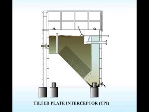 Tilted Plate Interceptor - TPI