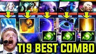 TI9 BEST AND DANGEROUS COMBO EVER!! - EG vs TEAM SECRET CRAZY HYPE GAME DOTA 2