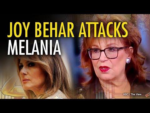 Joy Behar's Classless Attack on Melania