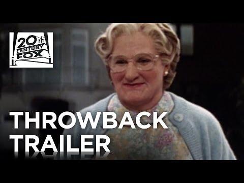 Mrs. Doubtfire Movie Trailer