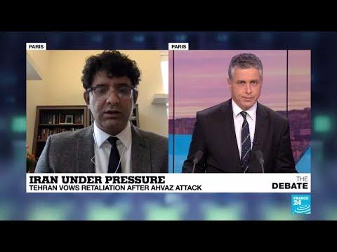 Iran under pressure: