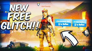 how to get ghoul trooper fortnite save the world glitch - Thủ thuật