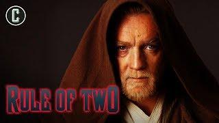 Obi-Wan Kenobi Better as a Movie or TV Series? - Rule of Two