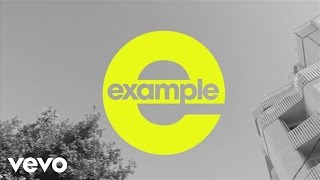 """Video thumbnail of """"Example - All the Wrong Places(Official Lyric Video)"""""""