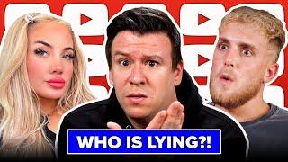 WHO IS LYING?! Jake Paul Threatens Accuser with Lawsuit & Denies Allegations, KallMeKris & More News
