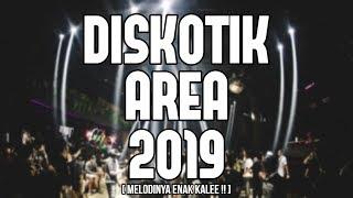 DUGEM DISKOTIK AREA 2019 !!! MELODI PALING ENAK SEDUNIA !!! [ DJ YOSRA REMIX ]